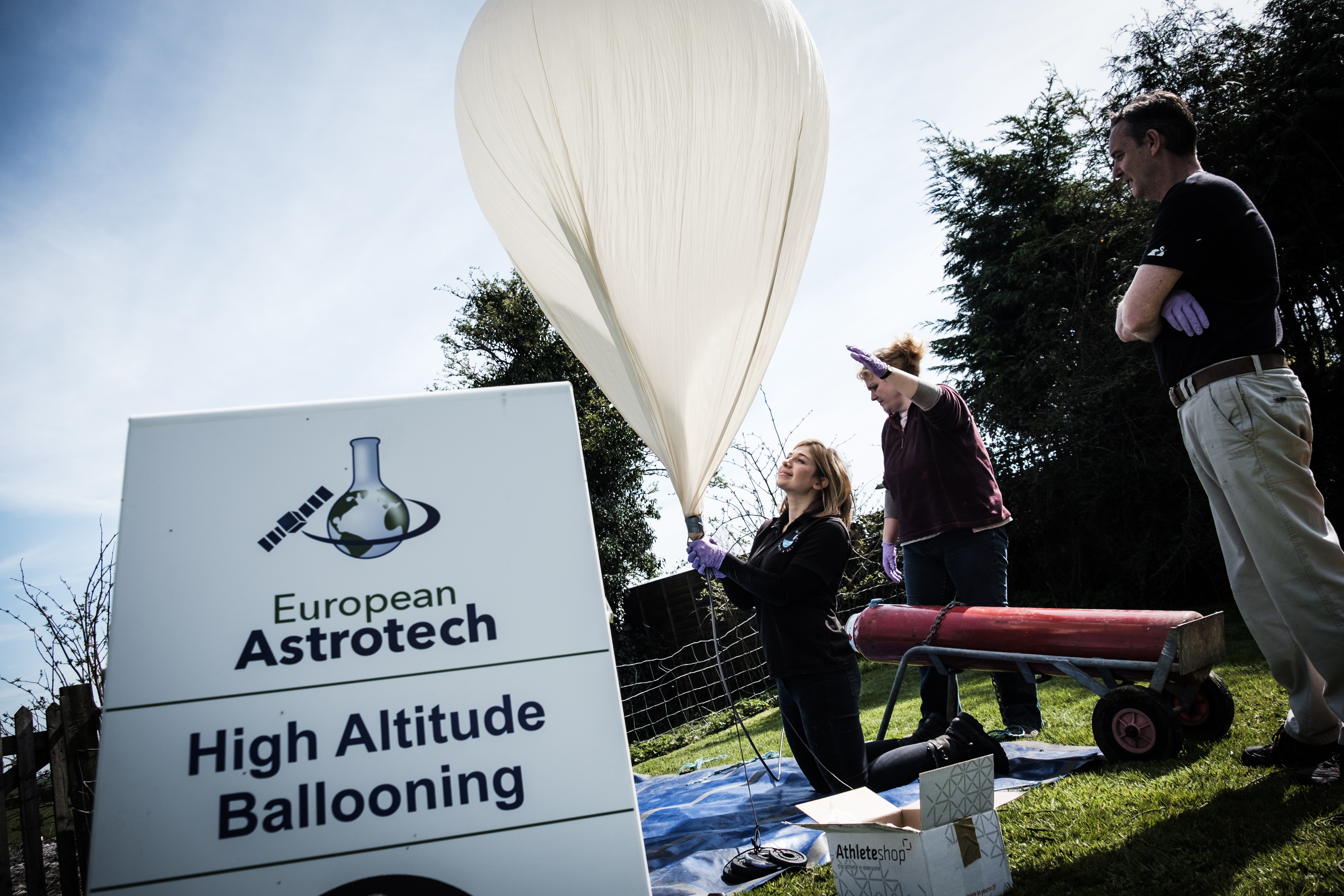 Space Balloons by EAL Promotional Launch Image